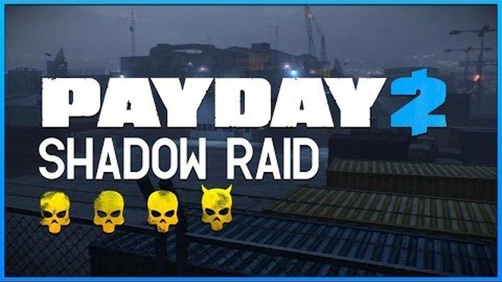 Payday 2 - Shadow Raid Death Wish Solo (Теневой рейд соло жажда смерти)