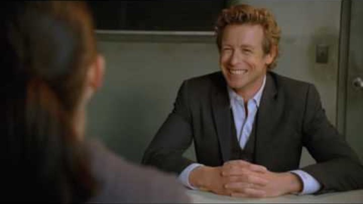 The Mentalist - Surveillance Video (Season 1 Bloopers)
