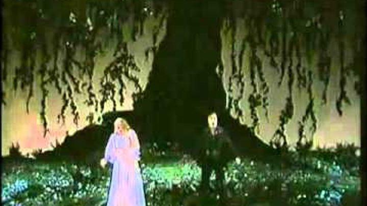 Тристан и Изольда. История любви