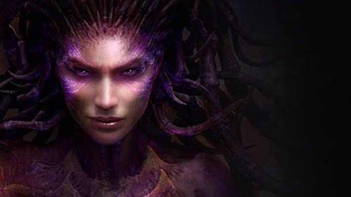 Начало   Все видео про Сару Кэрриган - Королеву клинков  StarCraft 2 Wings of Liberty
