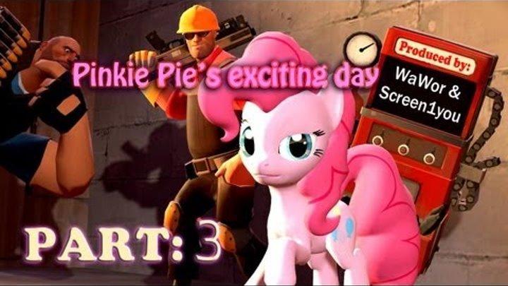 [Gmod tennis]: Pinkie Pie's exciting day - Part 3