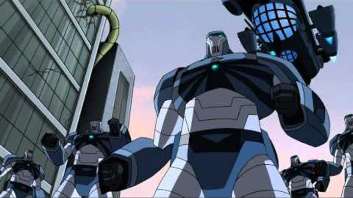 Мстители: Величайшие герои Земли - Железный Человек: Начало - Сезон 1, Серия 3 | Marvel