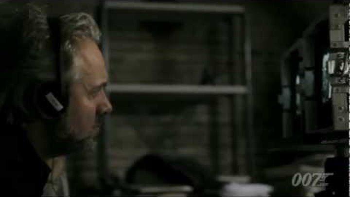 007: Координаты «Скайфолл» - О съёмках (русс) 1080p