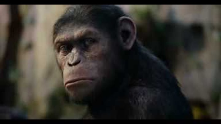 Восстание планеты обезьян. Русский трейлер. 2011. HD.