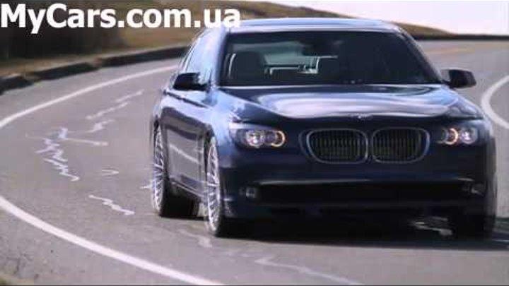 BMW ALPINA B7-2011 / БМВ АЛЬПИНА В7 2011