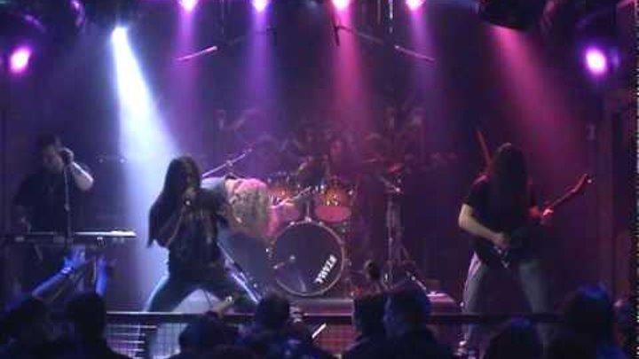 Группа Одержимость Песня Старый мир Клуб Каста 21 02 2010
