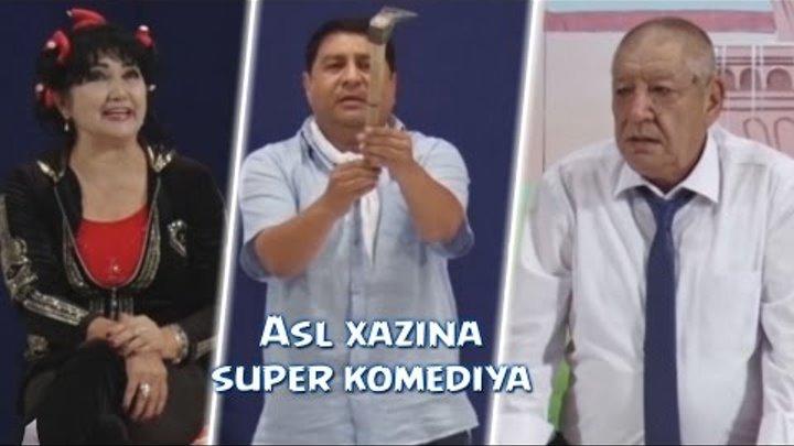Asl xazina super komediya | Асл хазина супер комедия (tez kunda)