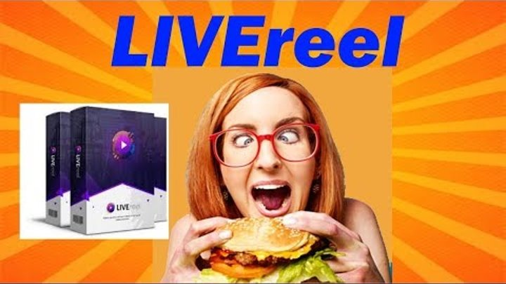 LIVEreel - Go Live on 15 Video Networks From One Dashboard