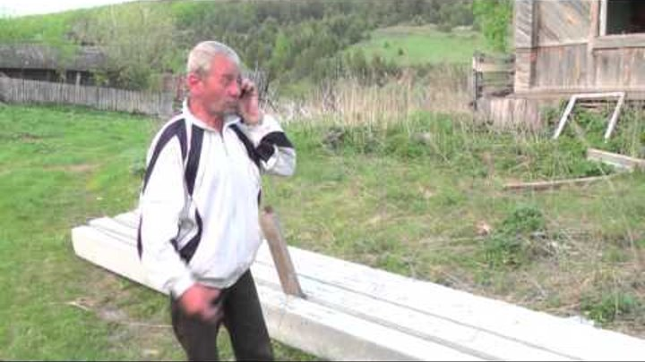 Агент 007 в деревне!!! Спецоперация по перекрытию дороги. 18+