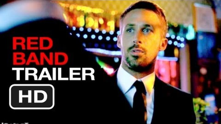 Only God Forgives Official Red Band Trailer #1 (2013) - Ryan Gosling Thriller HD