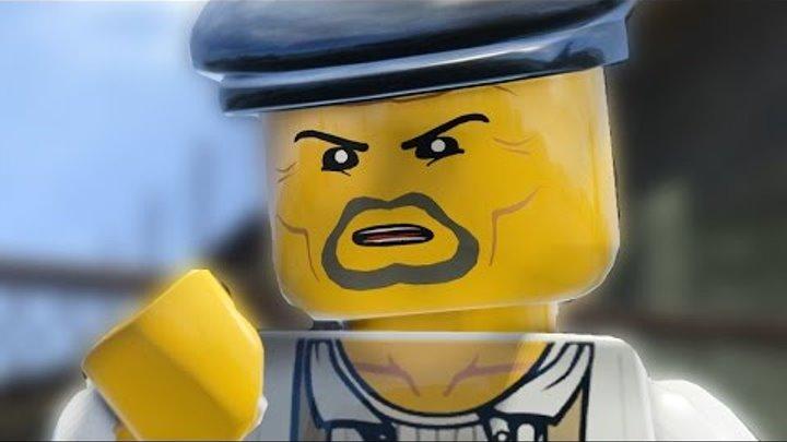 LEGO City Undercover - ТЮРЬМА АЛЬБАТРОС #2