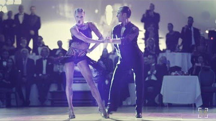 Riccardo Cocchi - Yulia Zagoruychenko | Disney 2018 - Professional Latin American Showdance - Chacha