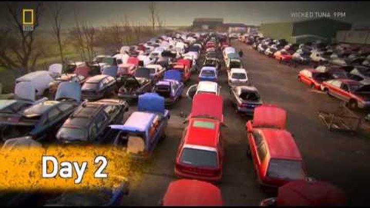 Машины: разобрать и продать (1 сезон, 3 серия)