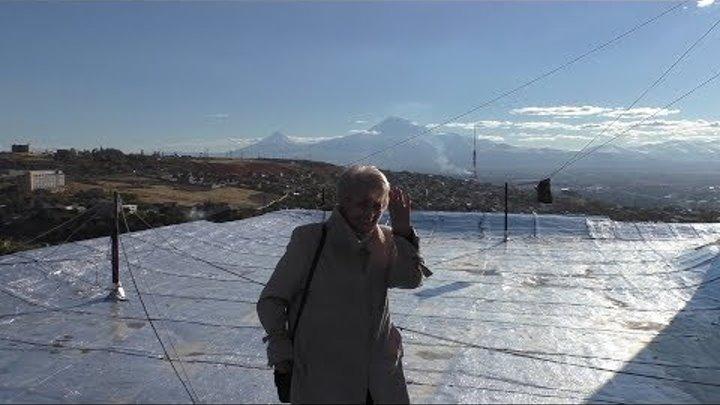 Yerevan, 27.10.18, Sa, Video-1, Arevatsak. Menk enk, mer sarery.