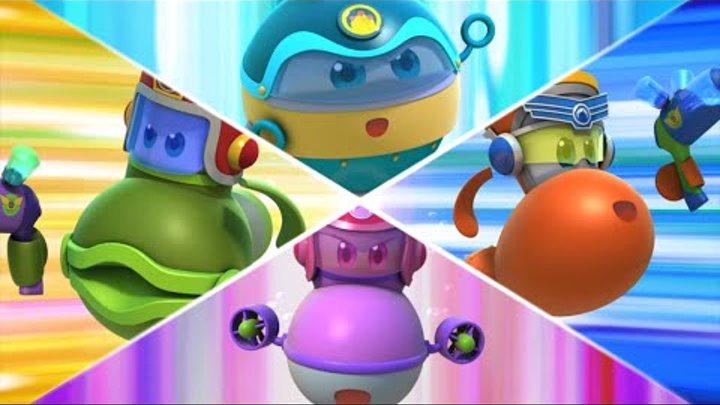 Мультфильмы - Марин и его друзья - Подводные истории - Нам нужен злодей