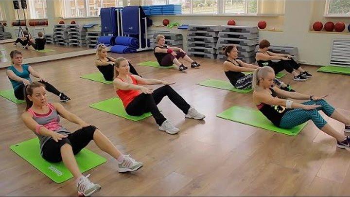 Super Press - упражнения для мышц брюшного пресса