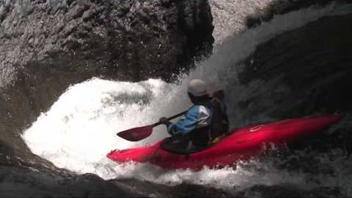 Chile Extreme Whitewater Kayaking