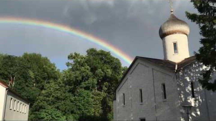 После дождя будет радуга, а после слез радость...