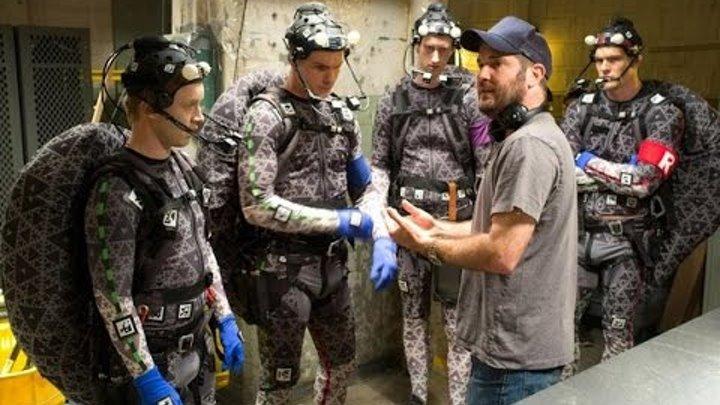 Съемки фильма Черепашки-ниндзя 2 (2016) TMNT behind the scenes
