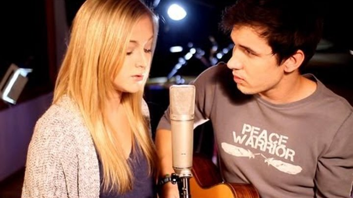 Taylor Swift - I Knew You Were Trouble - Official Music Video Cover (Julia Sheer & Corey Gray)