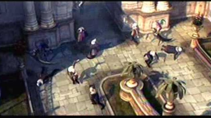 Devil May Cry 4 Mission 2 Part 1