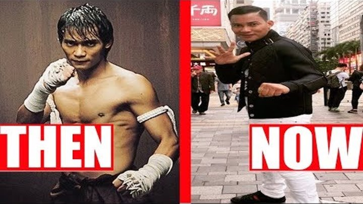 Ong Bak (2003) Cast: Then and Now