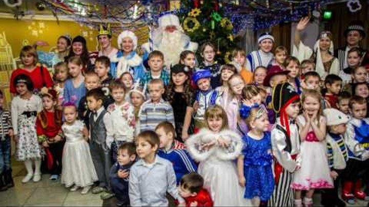 Афиша новогодняя на 24-31 декабря и 2-7 января (2 вариант). 21 сезон