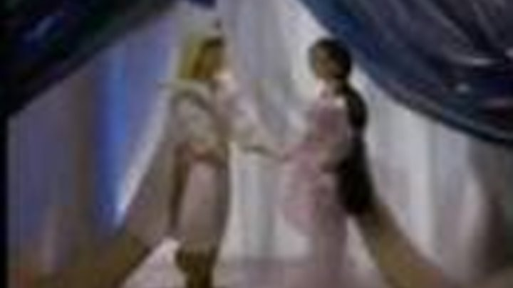 1992 Disney's Aladdin & Jasmine Barbie Dolls Commercial