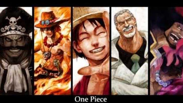 One Piece Luffy \ ван пис луффи