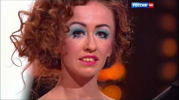 Евгений Ткачук Инна Свечникова 'Чаплин' Танцы со звездами 2016