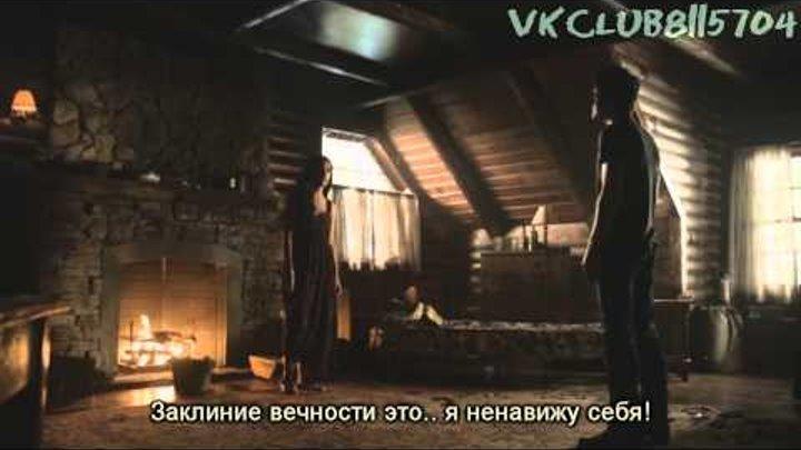 Дневники вампира 5-ый сезон СМЕШНЫЕ ДУБЛИ (rus sub)