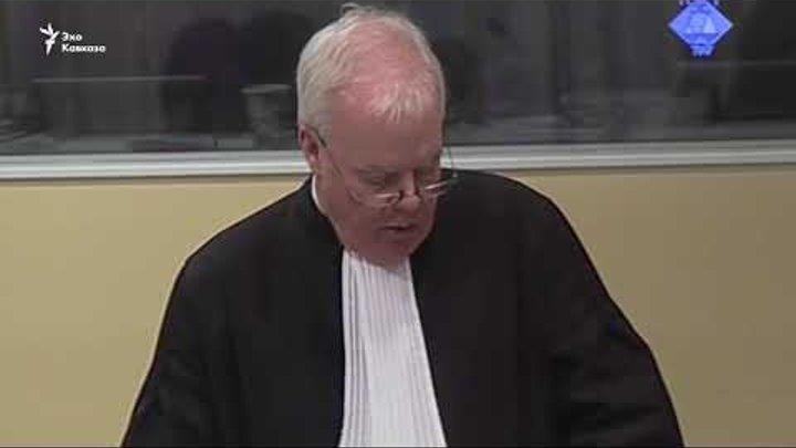 Международный трибунал оглашает приговор Ратко Младичу