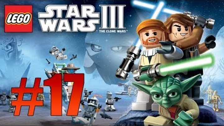Lego Star Wars 3: The Clone Wars - Ch. 6 Legacy of Terror (Count Dooku) - Part 17