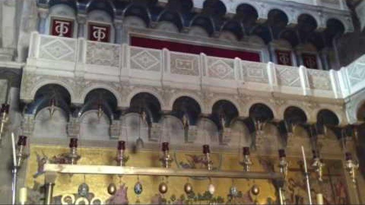 Иерусалим трёх религий. Экскурсия 2015