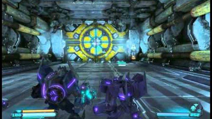Трансформеры: Битва за Тёмную Искру. Глава 2 - Затерянное хранилище. Ч.1