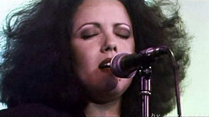 """Antonella Ruggiero - Matia Bazar """" TI SENTO"""" LIVE ' 87"""