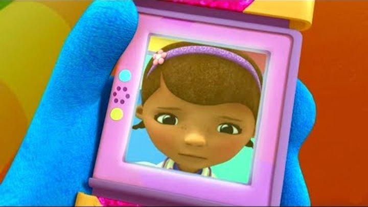 Доктор Плюшева: Клиника для игрушек. Сезон 4 серия 3 | Мультфильм Disney