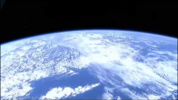Video by satellite in real timeвидео со спутника в реальном времени