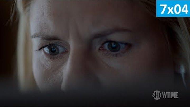 Родина 7 сезон 4 серия - Русский Трейлер/Промо (Субтитры, 2018) Homeland 7x04 Trailer/Promo