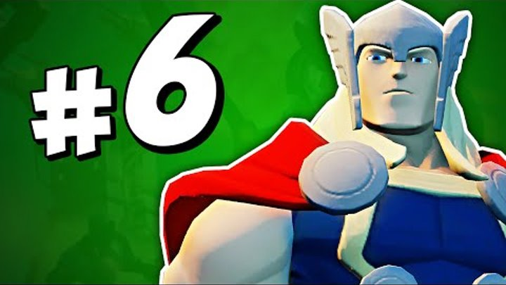НОВЫЙ КОСТЮМ! (Disney Infinity 2: Marvel Super Heroes) #6