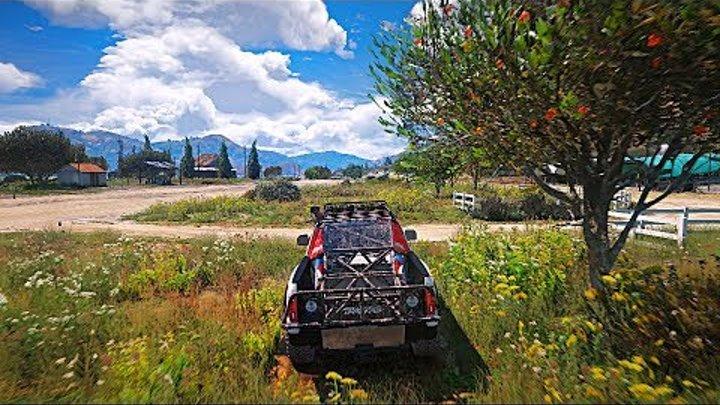 GTA 5 NEW ULTRA REALISTIC GRAPHICS MOD 2017 (4K) смотреть онлайн