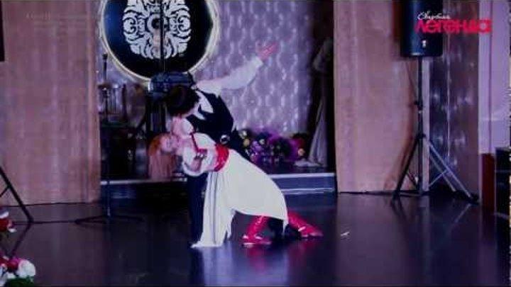 """Шоу-балет """"Адемос"""" (Танцы со звёздами 2 сезон)"""