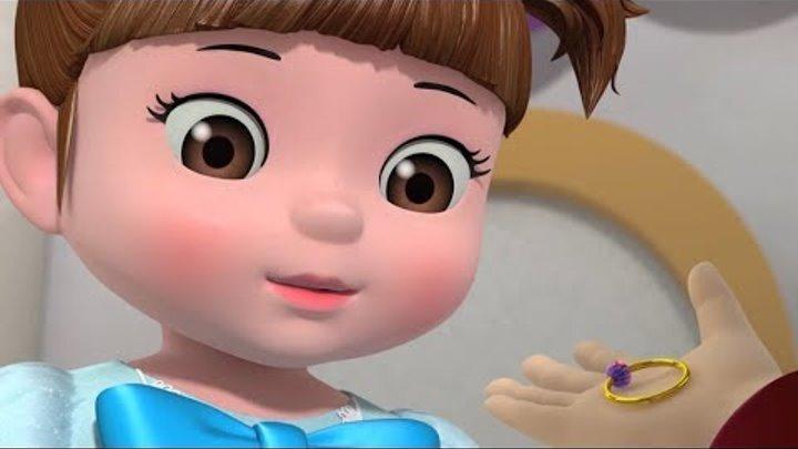 Мультики про принцесс - Консуни - Первый танец + Супер Консуни - Новые серии
