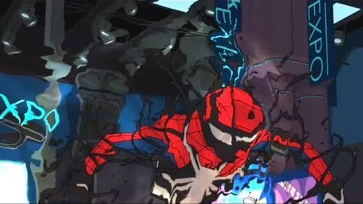Marvel | Человек паук 2017 | сезон 1 серия 9 - Старк Экспо