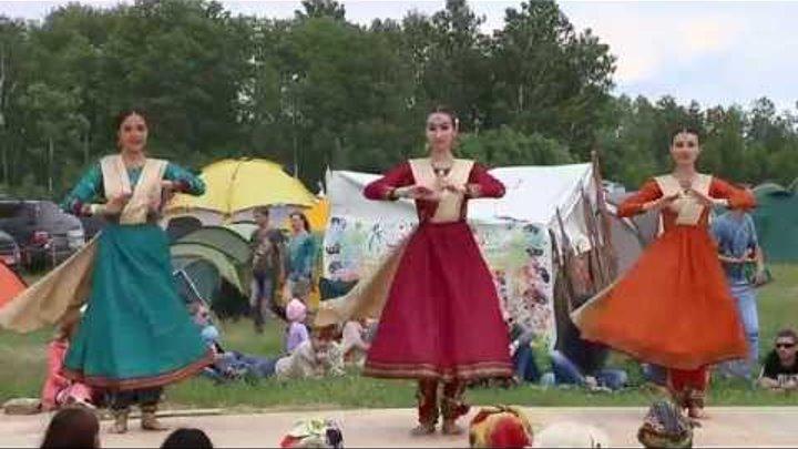 Этнофестиваль 2015 - Индийский народный танец