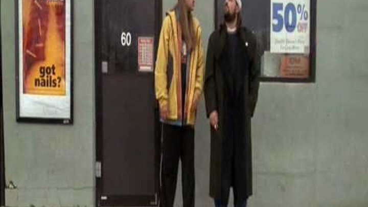 Jays Rap (rus) Jay and Silent Bob Strike Back