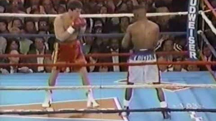 1990-3-17 Julio César Chávez vs Meldrick Taylor (FOTY)