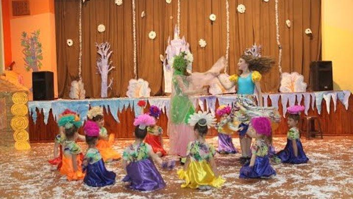 """2 часть танцевального мюзикла Снежная королева от театра танца """"Baby boom"""""""