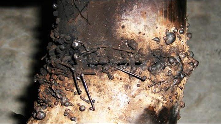 Жёсткие сварочные швы - 2 (bad welds)