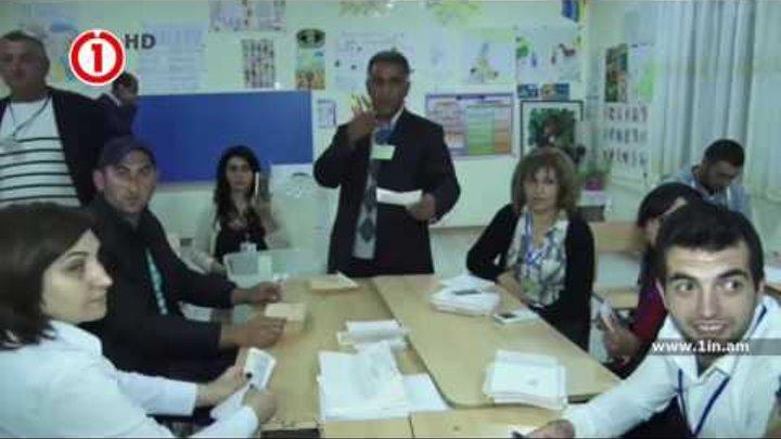Ծաղկահովիտում ընտրվեց նախկին գյուղապետը Արայիկ Խանդոյանը Միայնակ գայլ հայրենի գյուղում պարտվեց